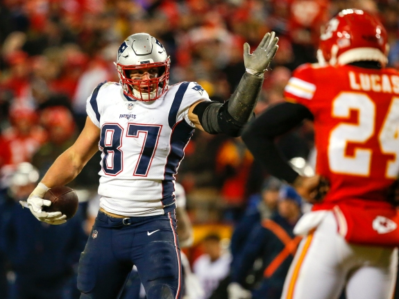 AFC Championship – New England Patriots v Kansas City Chiefs