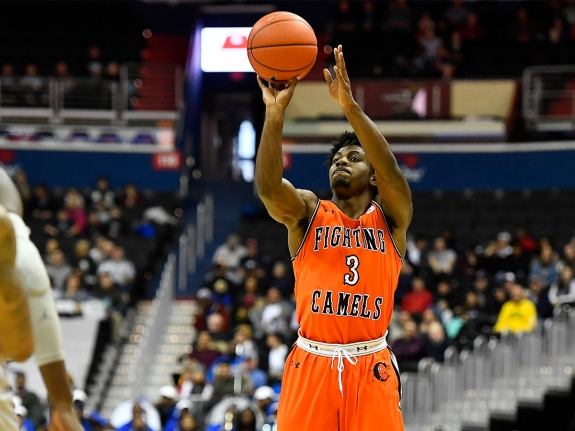 NCAA Basketball: Campbell at Georgetown