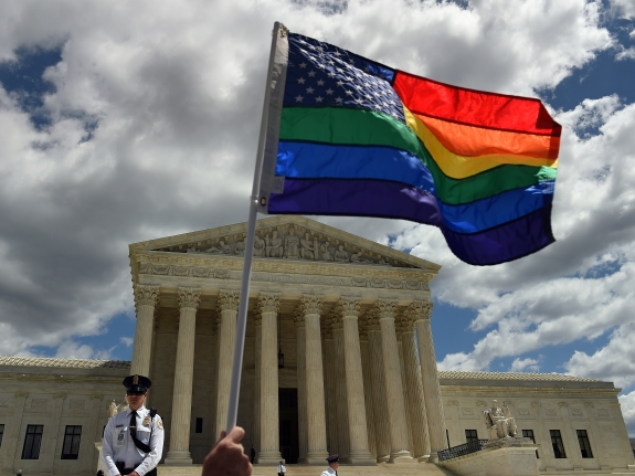 Fewer Americans Think LGBT People Face Discrimination