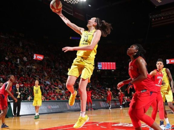 WNBA Finals – Game Three