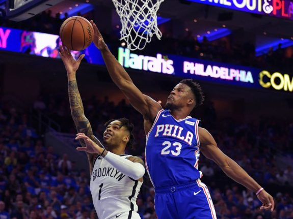 Brooklyn Nets v Philadelphia 76ers – Game One