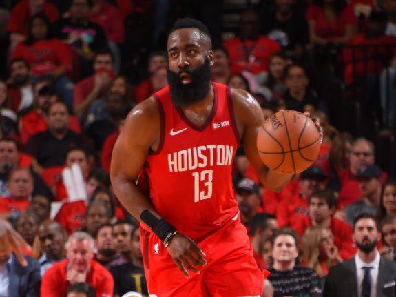 Utah Jazz v Houston Rockets – Game One