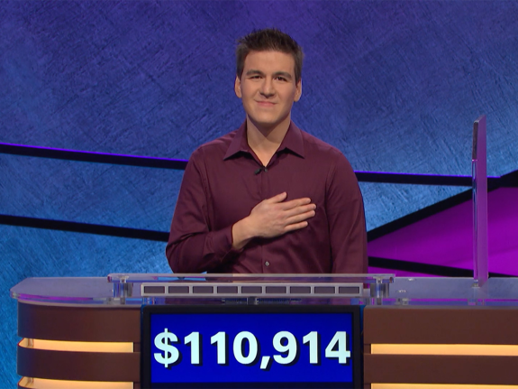 The Man Who Solved 'Jeopardy!'