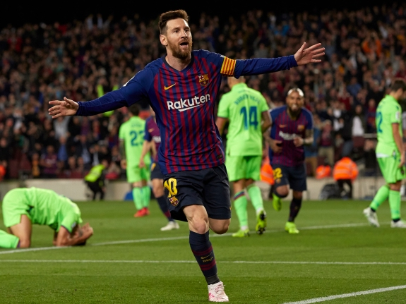 Messi Is More Dominant Than Ever And Barcelona Is More Dependent Fivethirtyeight