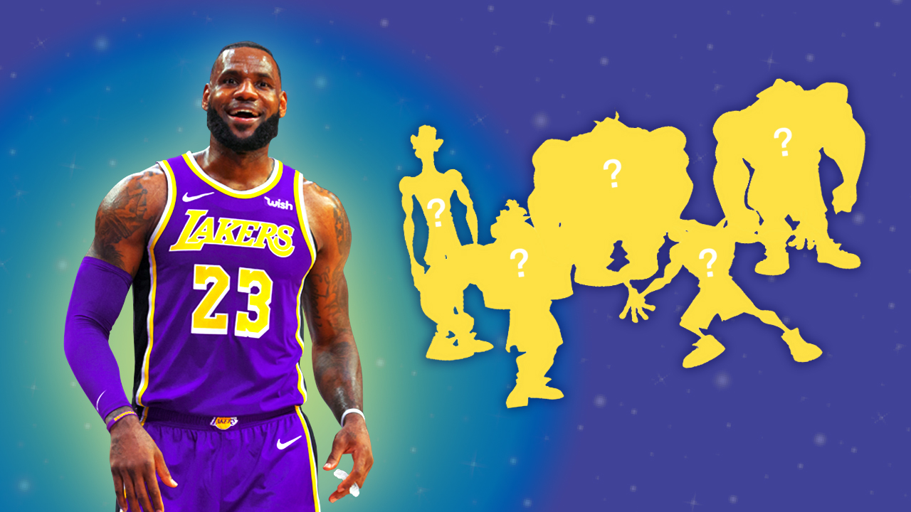 6fab996660ebcc We Used Math To Help LeBron Cast  Space Jam 2