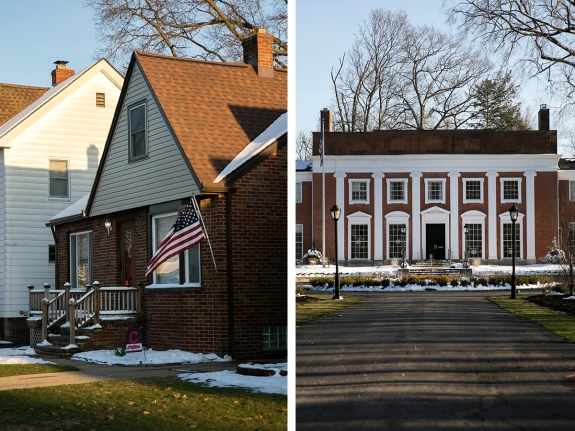 A Tale Of Two Suburbs