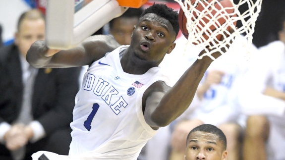 Zion Williamson Packed A Lot Of Greatness Into A Short College Career