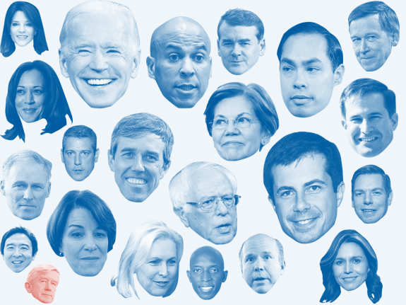 What The Potential 2020 Candidates Are Doing And Saying, Vol  18