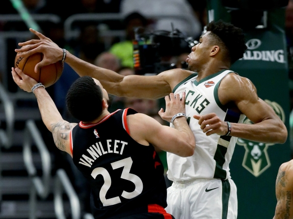 Toronto Raptors v Milwaukee Bucks – Game Two
