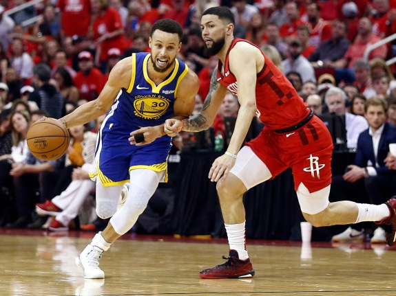 83db3246ccb7 Golden State Warriors v Houston Rockets – Game Six
