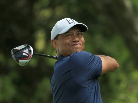 Tiger Woods Used To Be One Of Golf's Longest Hitters — Until The Sport Caught Up
