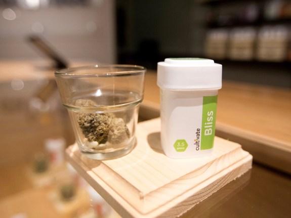 First Recreational Marijuana Stores Open In Massachusetts