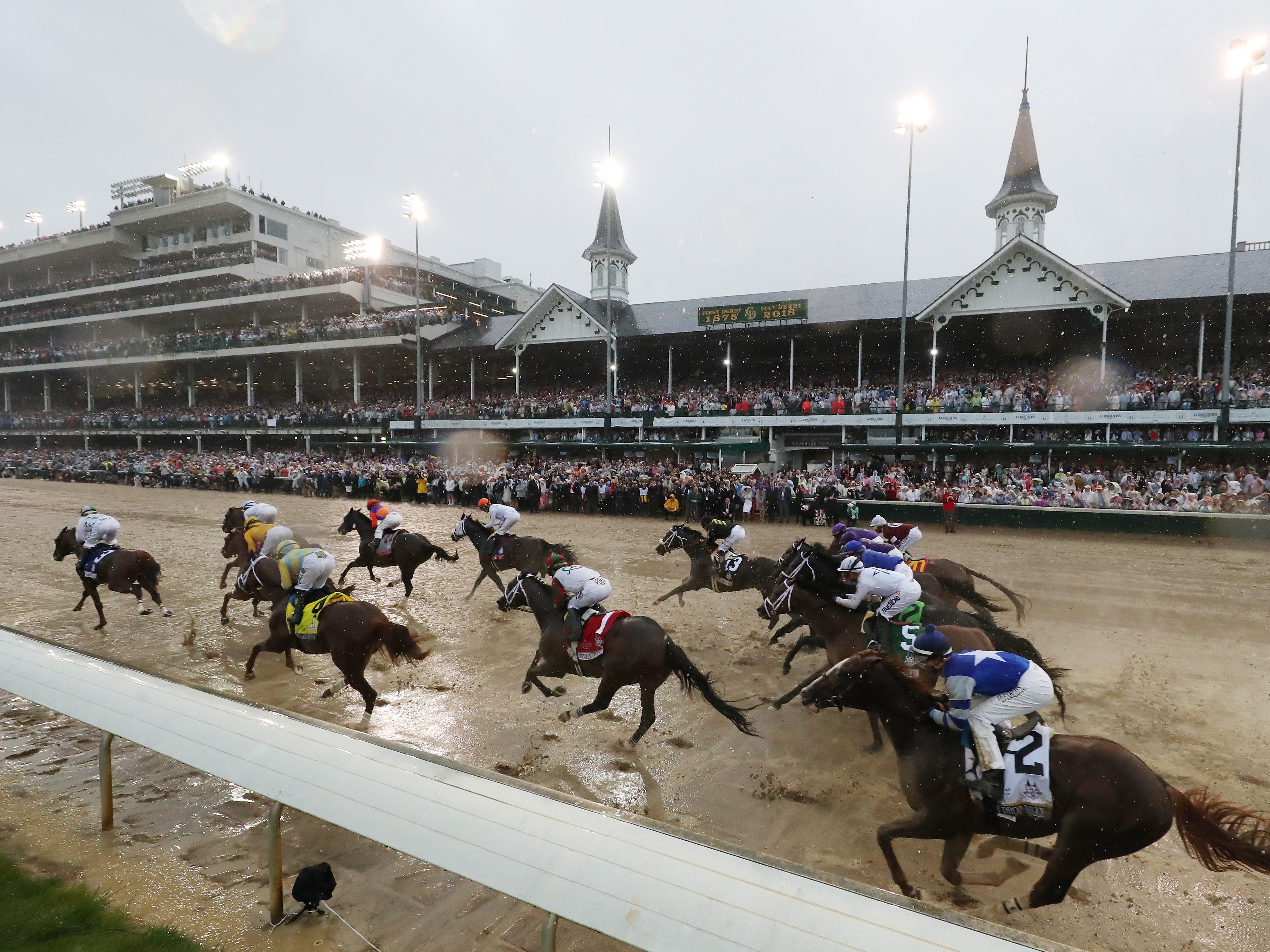 picture relating to Kentucky Derby Printable Lineup referred to as Which Quantities Will Assistance By yourself Locate The Kentucky Derby Champion