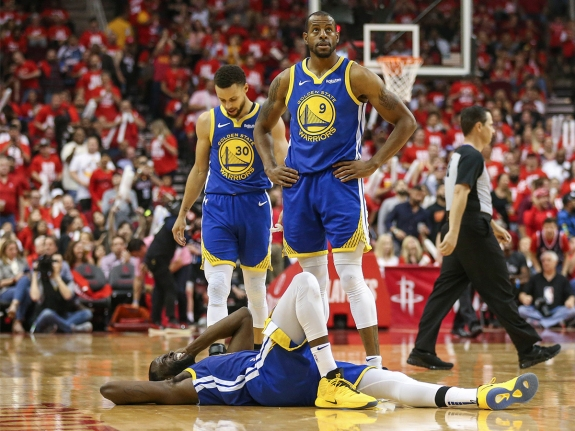 The Warriors Are Leaning Into The Death Lineup — And It's Not Working