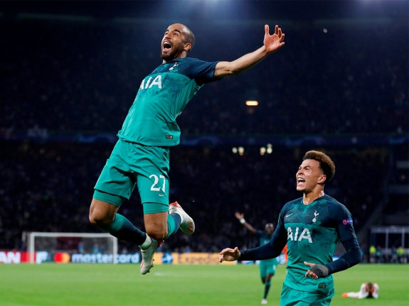 Champions League Semi Final Second Leg – Ajax Amsterdam v Tottenham Hotspur