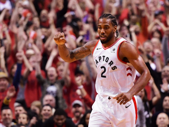 detailed look e9dc9 1c5ff Are The Raptors Really Favorites Against The Warriors? | FiveThirtyEight