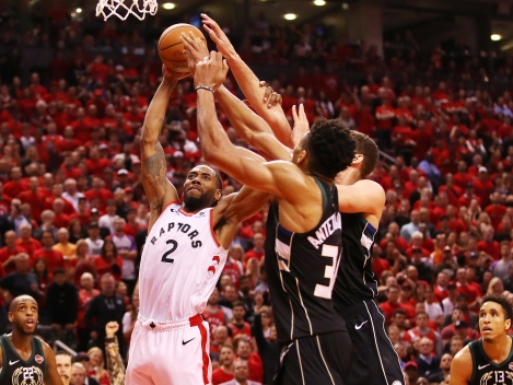 Milwaukee Bucks v Toronto Raptors – Game Six