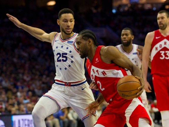 Toronto Raptors v Philadelphia 76ers – Game Four