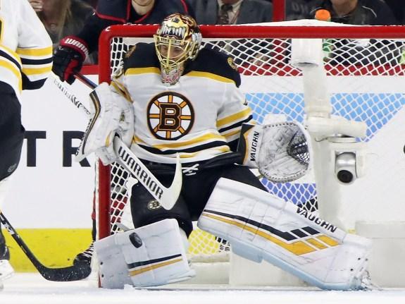 Boston Bruins v Carolina Hurricanes – Game Three