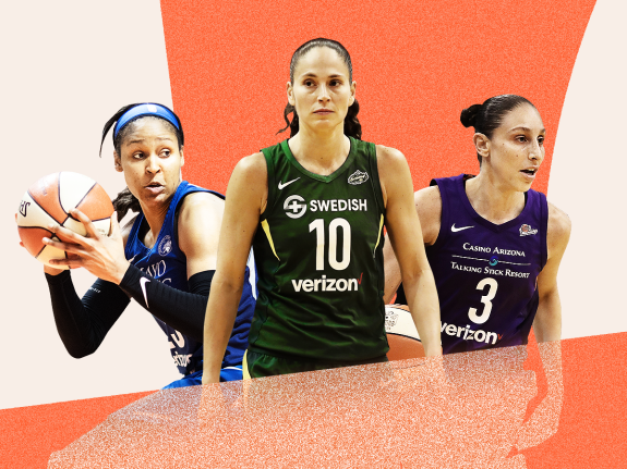 The WNBA Is Uniquely Suited To Survive Its Many Star Absences