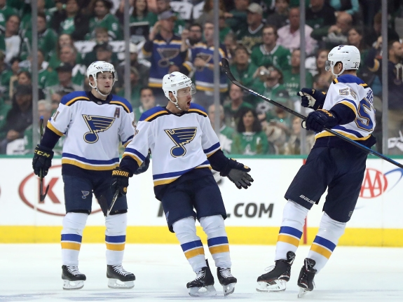 St Louis Blues v Dallas Stars – Game Three