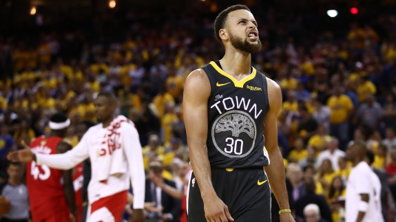 The Raptors Are One Win Away From Ending The Warriors' Dynasty