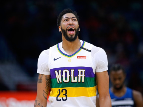 The Lakers Land Anthony Davis  OK — Now What? | FiveThirtyEight