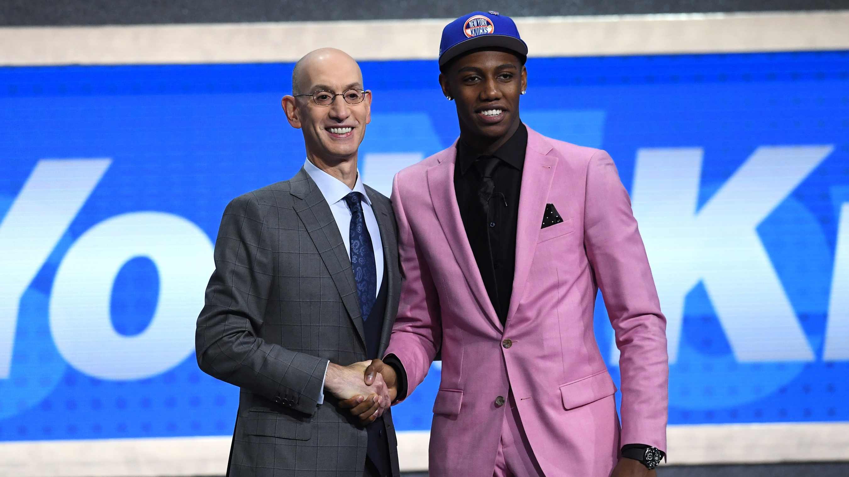 more photos 3c7fe d4f19 The Most Interesting — And Surprising — Takeaways From The NBA Draft