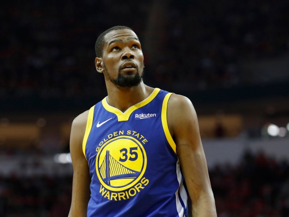 Golden State Warriors v Houston Rockets – Game Three