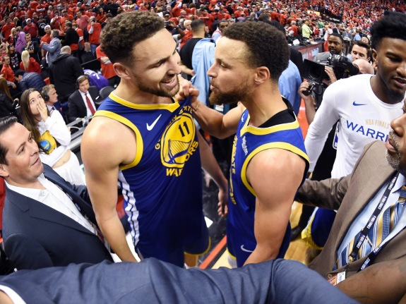2019 NBA Finals – Golden State Warriors v Toronto Raptors
