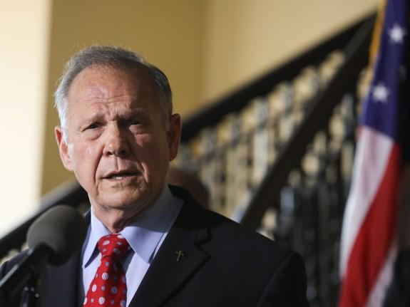 Roy Moore Announces His Plans For 2020 Senate Race