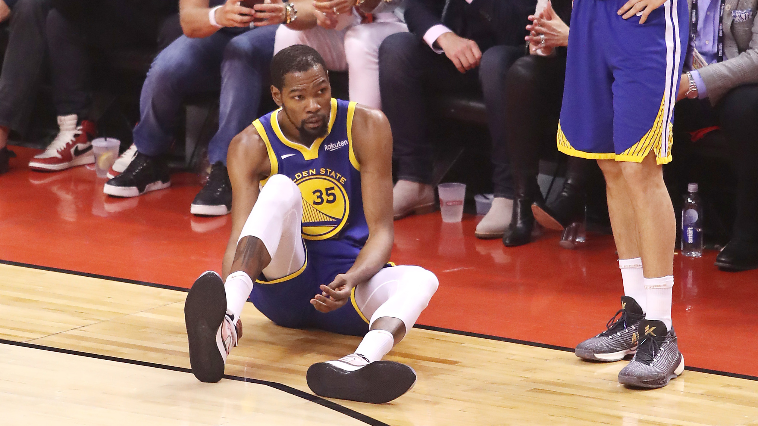 promo code 6ddb0 4f3ed What Kevin Durant s Injury Means For KD, The Finals And Free Agency