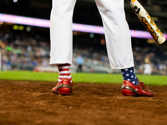 Members Of Congress Participate In  Annual Congressional Baseball Game