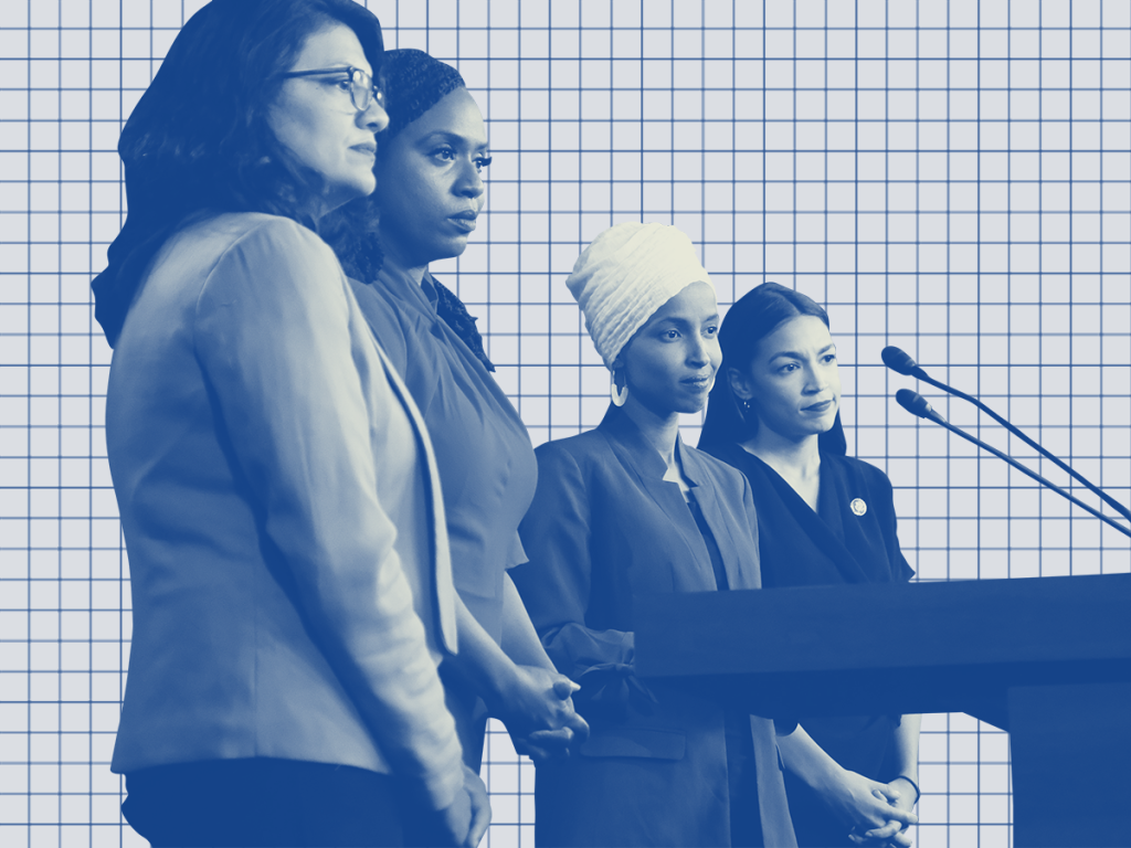 The Squad' Probably Doesn't Have To Worry About Primary Challengers