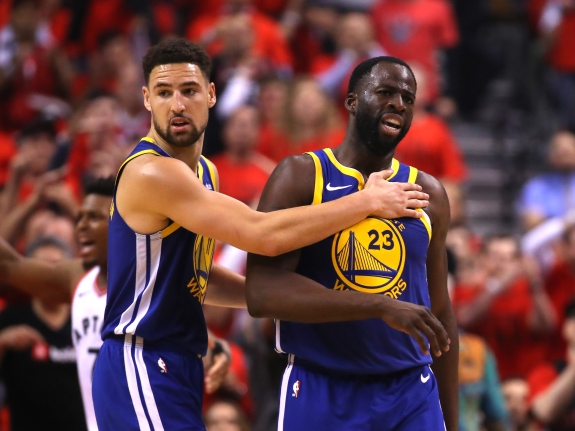 2019 NBA Finals – Game Five
