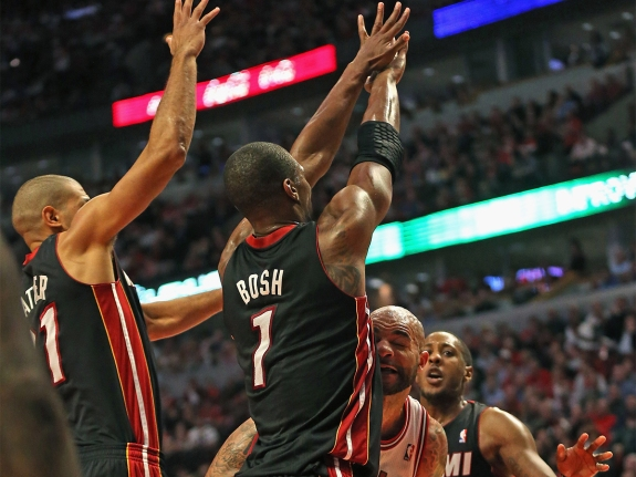 Miami Heat v Chicago Bulls – Game Four