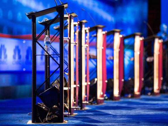 University Of Colorado Prepares To Host Third GOP Presidental Primary Debate