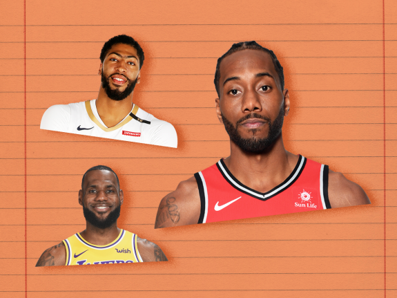 NBA Free Agency Diary: Fine. Let's Pretend Kawhi Is On The Lakers.