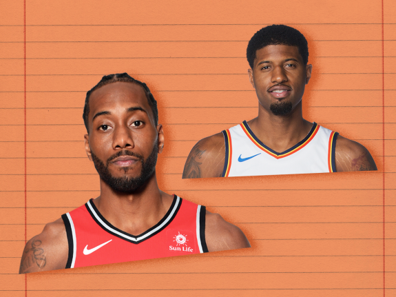 NBA Free Agency Diary: How Good Are Kawhi's Clippers?