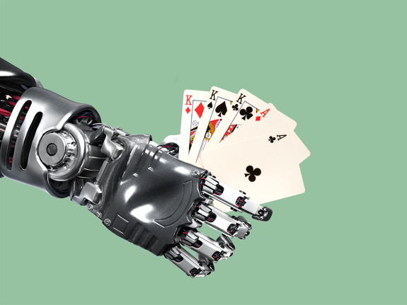 Robots Are Beating Humans At Poker