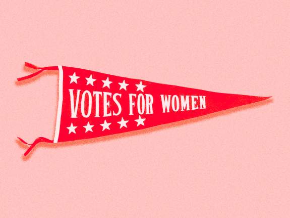 Americans Say They Would Vote For A Woman, But …