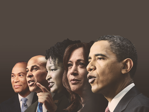 The Narrow Path For Black Politicians Who Want To Be President — And How It's Changing
