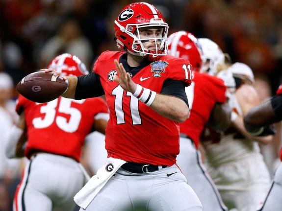 Is This The Year Georgia Finally Wins The College Football Playoff?