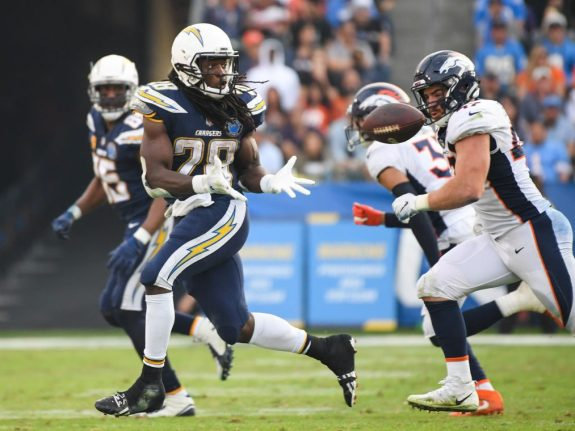 Denver Broncos v Los Angeles Chargers