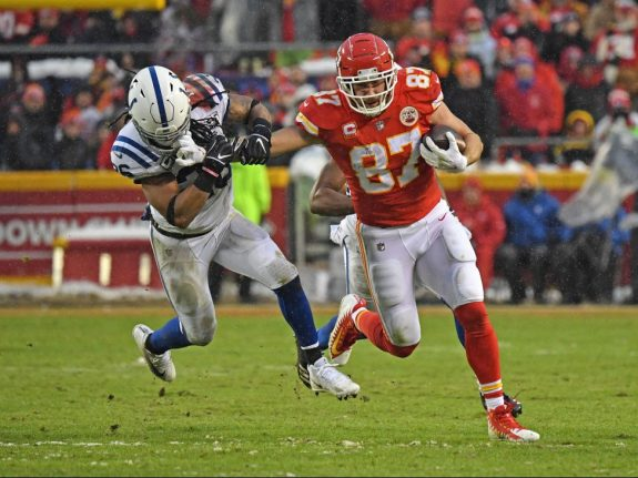 Divisional Round – Indianapolis Colts v Kansas City Chiefs