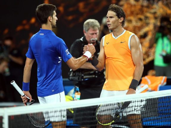 Djokovic And Nadal Have The Greatest Rivalry In Tennis