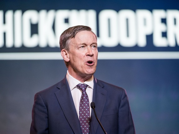 John Hickenlooper Is Running For Senate. But Did He Miss His Chance?