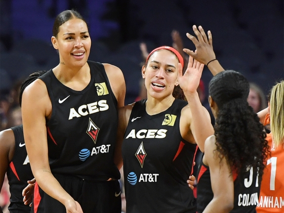 Connecticut Sun v Las Vegas Aces