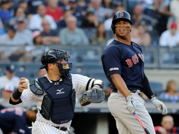 Boston Red Sox v New York Yankees – Game Two