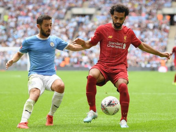 Liverpool v Man City – FA Community Shield